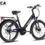 Ordica Neo 24 Navy Electric Bike