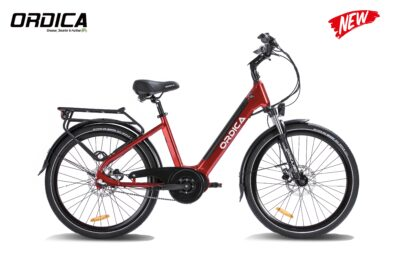 Ordica Neo 26 Red Ebike