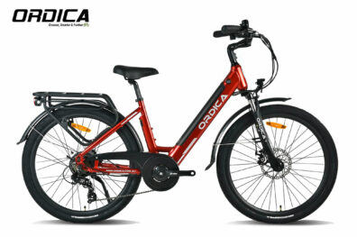 Ordica Swift 26 Inch Red 01