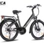 Ordica Neo 24 Charcoal Electric Bicycle