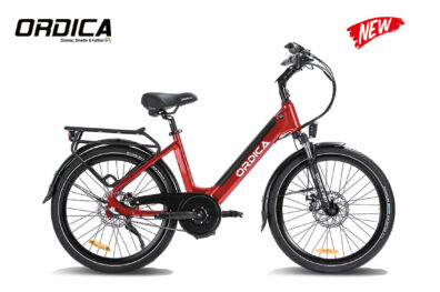 Ordica Neo Mid 24 Inch Red 01