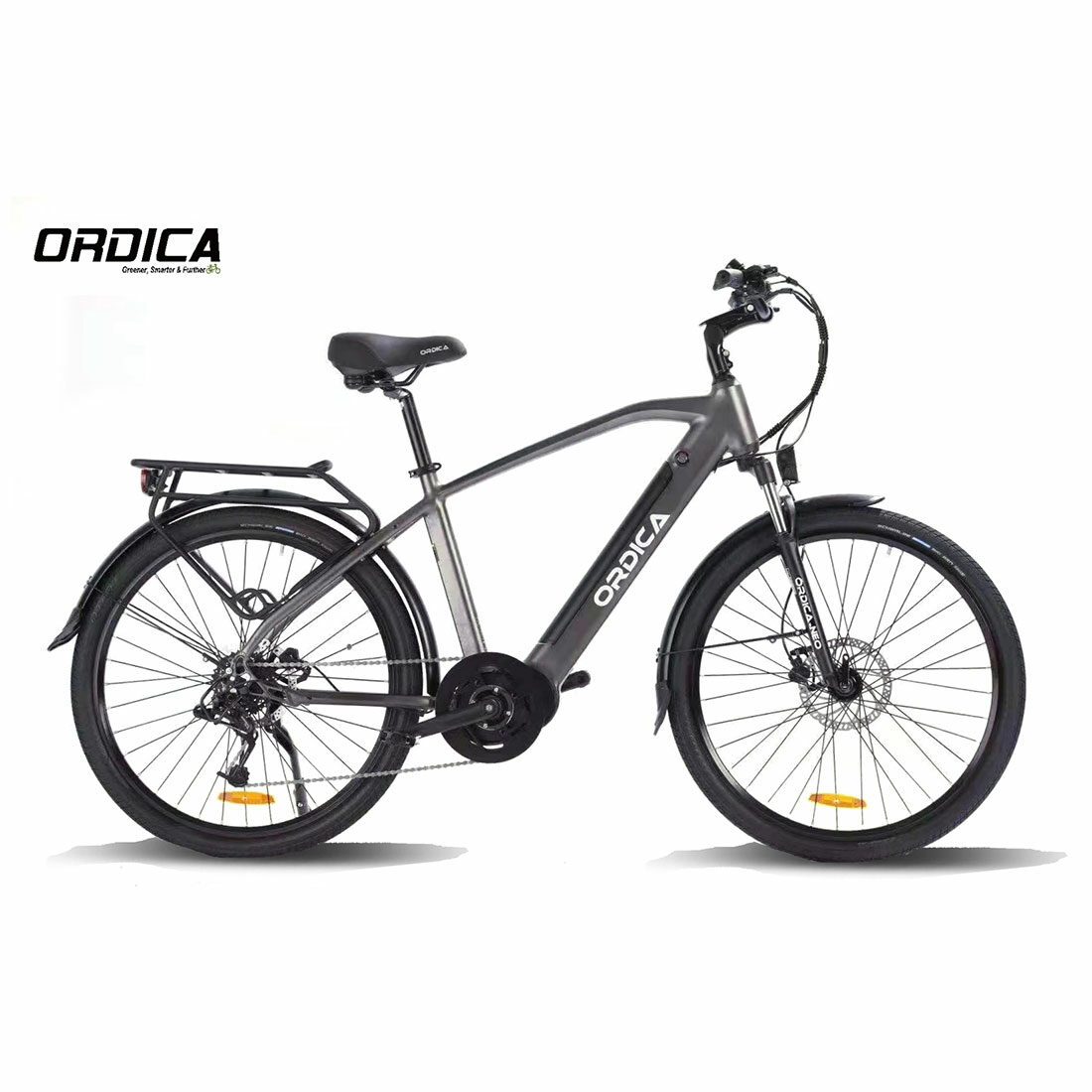 Ordica Neo Mid 27 5 Inch Charcoal