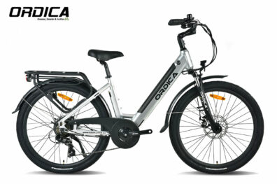 Ordica Swift 26 Inch Silver