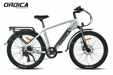 Ordica Swift Hybrid 26 Inch Silver